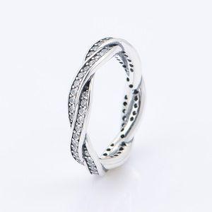 Pandora Twist of Fate Ring